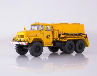 Аэродромный пусковой агрегат АПА-80 (131), желтый
