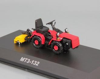 МТЗ-132 (Беларус 132), Тракторы 94, красный