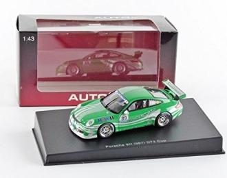 Porsche 911 (997) GT3 cup car 2006 (green livery)