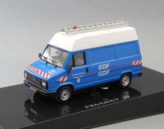 (Уценка!) PEUGEOT J5 EDF GDF Services Grand Velay (2002), blue
