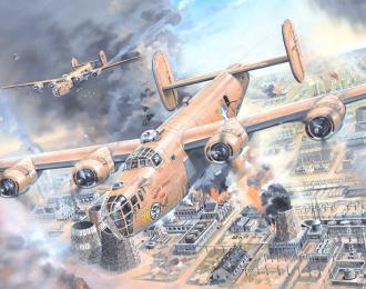 Сборная модель Самолёт B-24D Liberator