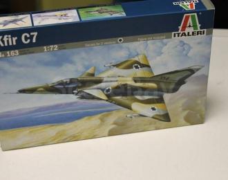 Сборная модель Самолет C-7 KFIR