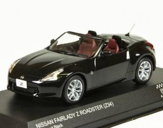 NISSAN Fairlady Z Roadster (2009), black