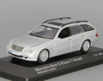MERCEDES-BENZ E-Class T-Model S211 (2003), silver