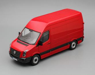VOLKSWAGEN Crafter Van, red