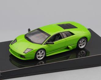 LAMBORGHINI Murcielago (2001), green metallic