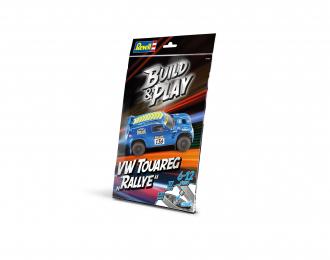 """Сборная модель VOLKSWAGEN Touareg """"Rallye"""""""