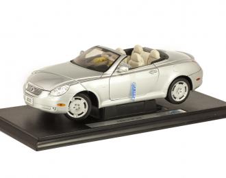 Lexus SC430 2003 серебристый