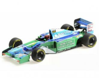 BENETTON FORD B194 - MICHAEL SCHUMACHER - WINNER CANADIAN GP 1994