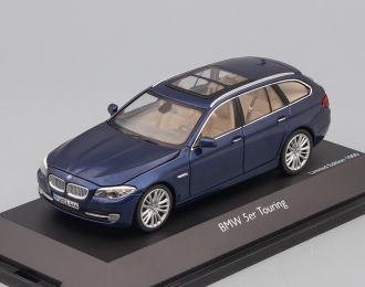 BMW 5er Touring, tief see blau