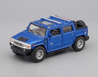 HUMMER H2 SUT Pick-up (2005), blue