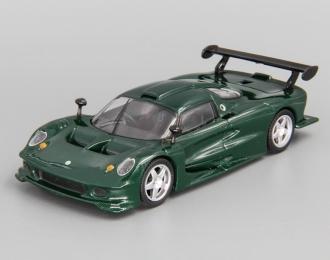 LOTUS Elise GT1, Суперкары 40, green