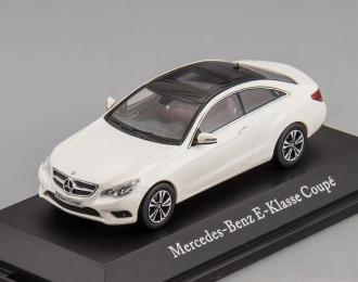 MERCEDES-BENZ E-Klasse Coupe C207 (facelift 2013), diamant white