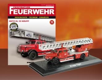 Faszination Feuerwehr 11, Metz DL 52 Krupp