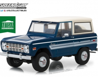 """FORD Bronco """"Explorer Package"""" 4x4 1976"""