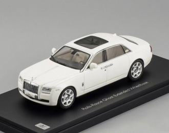 ROLLS-ROYCE Ghost EWB LHD (2010), english white