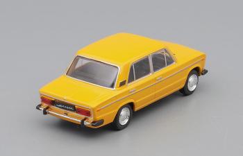Волжский автомобиль 2106 Жигули, Автолегенды СССР 50, охра