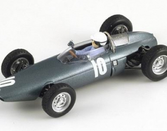 BRM P57 #10 3rd French GP 1962