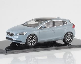 Volvo V40 (голубой)