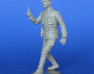 Австро-Венгерский офицер. Первая Мировая Война
