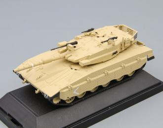 Израильский ОБТ Merkava Mk. lll Baz MBT