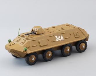 БТР-60ПБ, болотный