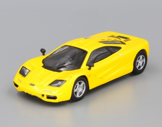 McLAREN F1, Суперкары 34, yellow