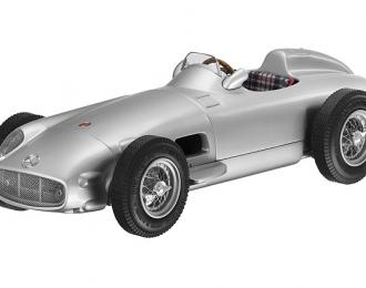 MERCEDES-BENZ W 196 Monoposto (1954–1955), silver