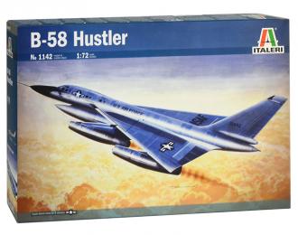Сборная модель B-58 HUSTLER
