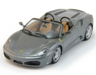 FERRARI F430 Spider, Ferrari Collection 9, grey metallic