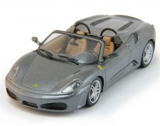 FERRARI F430 Spider, Ferrari Collection 9, grey metallic