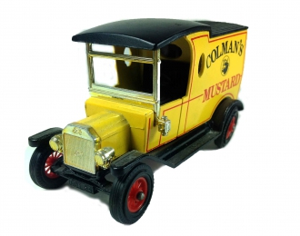 FORD model T (1978), Models of Yesterday, yellow / black