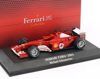 "FERRARI F2004 #1 Michael Schumacher ""Scuderia Ferrari"" Чемпион мира 2004"