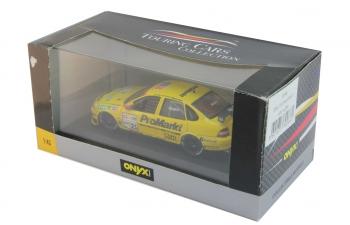 "OPEL Vectra #21 ""Opel Team Zakspeed"" Uwe Alzen STW (1997), yellow"