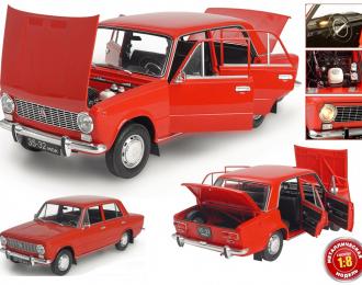 Сборная модель Волжский автомобиль 2101 (все номера)