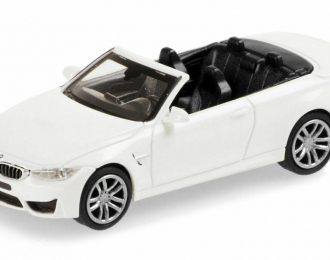 BMW M4 CABRIO  2015  WHITE
