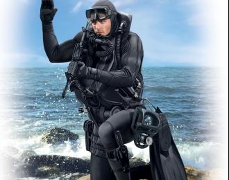 Сборная модель Боец группы SEAL №2