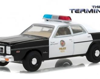 """(Уценка!) DODGE Monaco """"Metropolitan Police"""" 1977 (из к/ф """"Терминатор"""")"""