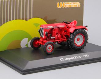 CHAMPION Elan (1956), red