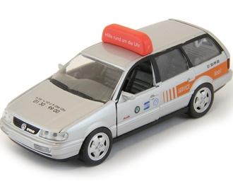 VOLKSWAGEN Passat Variant B4 VR6 (1993) VW Service Mobil, silver