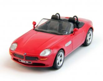 BMW Z8, Суперкары 8, red