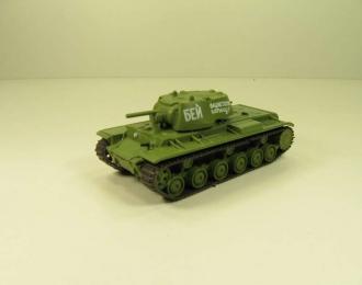 КВ-1 танк, Русские танки 4