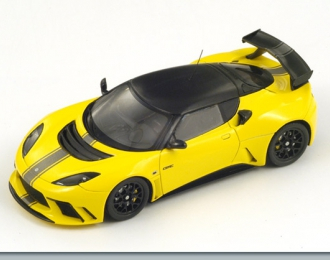 LOTUS Evora GTE 2011, yellow