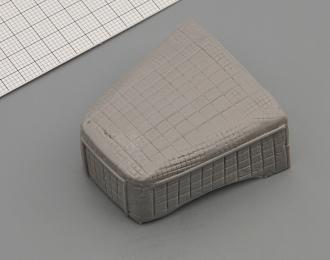 (KIT) Утеплитель капота (ватник) для КРАЗ-255, вариант 3