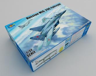 Сборная модель Russian MiG-29C Fulcrum