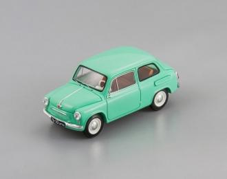 ЗАЗ 965 (1962), бирюзовый