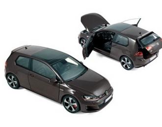 VOLKSWAGEN Golf GTI 2013 Carbon Steel Grey