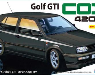 Сборная модель Volkswagen Golf GTI Cox 420Si 16V
