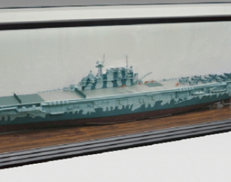 Бокс для моделей  (Корабли 1/200) размер 1500х440х440 мм
