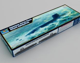 Сборная модель Японская подводная лодка класса Soryu